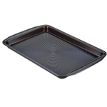 Circulon Symmetry Bakeware Chocolate 10 x 15 Inch Cookie Pan