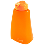 Trudeau Fuel Juicy Sport Bottle in Orange
