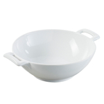 Revol Belle Cuisine White Porcelain 32.25 Ounce Salad Bowl