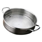 Scanpan Stainless Steel 10.25 Inch Stack N Steam Insert