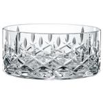 Nachtmann Noblesse Crystal Decorative Snack Serving Bowl, Set of 2