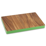 kate spade new york kitchen Words Don't Cut Corners Acacia Rectangular Cutting Board