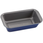 kate spade new york kitchen Short and Sweet Navy 8.5 Inch Loaf Pan