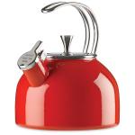kate spade new york kitchen Red 2.5 Quart Tea Kettle