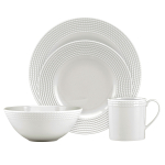 kate spade new york Wickford 4 Piece Dinnerware Place Setting