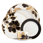 Lenox Minstrel Gold 5 Piece Dinnerware Place Setting