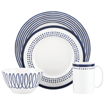 kate spade new york Charlotte Street East 4 Piece Dinnerware Place Setting