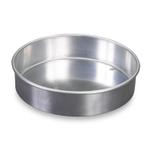 Nordic Ware Naturals Aluminum 8 Inch Round Cake Pan