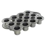 Nordic Ware Cast Aluminum Petite Popover Pan