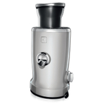 Novis Vita Juicer Silver Contour 4-in-1 Multi-Function Electric Juicer