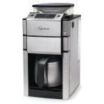 Capresso CoffeeTeam Pro Plus with 10 Cup Thermal Carafe