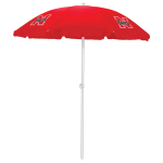 Picnic Time Red University of Nebraska Cornhuskers 5.5 Foot Umbrella