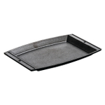 Lodge Seasoned Cast Iron 11.6 x 7.75 Inch Rectangular Griddle