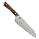 Shun Kanso 7 Inch Hollow Ground Santoku Knife