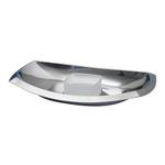 Yamazaki Signature Stainless Steel 18 Inch Chip and Dip Tray