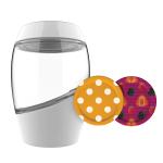 Mortier Pilon 0.5 Liter Mason-Style Canning Jar