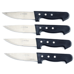 Anchor Hocking Porterhouse 5 Inch Steak Knife, Set of 4