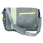 Thermos Foogo Valencia Insulated Diaper Messenger Bag