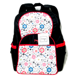 Thermos Foogo Poppy Patch Insulated Diaper Bag Backpack