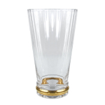 Artland Jewel Gold 13 Ounce Highball Glass