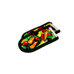 Lodge Multi-Color Chili Pepper Hot Handle Holder, Set of 2