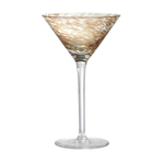 Artland Misty Clear 8 Ounce Martini Glass