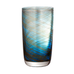 Artland Misty Aqua 17 Ounce Highball Glass