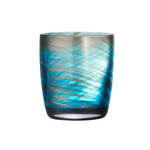 Artland Misty Aqua 13 Ounce Double Old Fashioned Glass