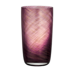 Artland Misty Purple 17 Ounce Highball Glass