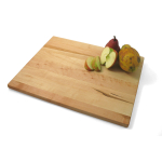 JK Adams Maple Wood 17 x 14 Inch Kitchen Cutting Board