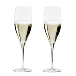 Riedel Sommeliers Fine Crystal 11.6 Ounce Vintage Champagne Glass, Set of 2