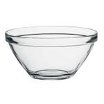 Bormioli Rocco Pompei Glass 9 Inch Mixing Bowl