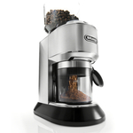 DeLonghi Dedica 14 Cup Conical Burr Coffee Grinder with LCD Display