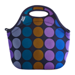 Built NY Gourmet To Go Plum Dot Lunch Tote