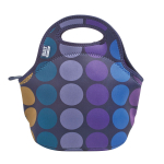 Built NY Gourmet Getaway Plum Dot Lunch Tote