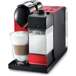 DeLonghi Lattissima Nespresso Red Capsule Espresso and Cappuccino Machine