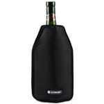 Le Creuset Black Onyx Wine Bottle Cooler Sleeve