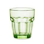 Bormioli Rocco Rock Bar Lounge Mint 9.25 Ounce Rocks Glass