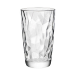 Bormioli Rocco Diamond Clear 16 Ounce Cooler Tumbler