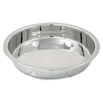 Norpro Stainless Steel 9 Inch Round Cake Pan