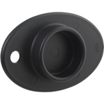 Rosle Black Food Grip and Hand Guard