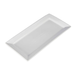 BIA Nouveau Cream Porcelain 18 Inch Rectangular Platter