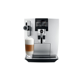Jura J90 Brilliant Silver Automatic Coffee and Espresso Machine