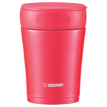 Zojirushi Cherry Red Stainless Steel 12 Ounce Insulated Food Jar