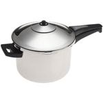 Kuhn Rikon Stainless Steel Duromatic Saucepan Pressure Cooker 5 Quart