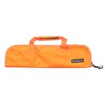 Messermeister Orange 5 Pocket Padded Knife Bag