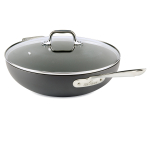 All-Clad Hard Anodized Nonstick 12 Inch Chefs Pan with Lid