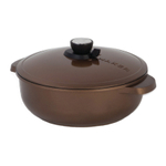 Maker Homeware Bronze 5 Quart Shallow Smart Steam