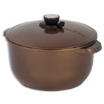 Maker Homeware Bronze 8 Quart Classic Smart Steam