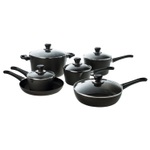 Scanpan Classic Deluxe 11 Piece Cookware Set